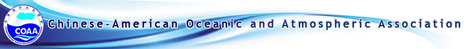 Chinese-American Oceanic and Atmospheric Association Banner